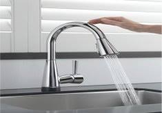 Touch Free Faucet Kitchen Touch Free Kitchen Faucet Home Design