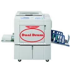 Toner Riso riso me6350a digital duplicator a3 size dual drum copy printer hi