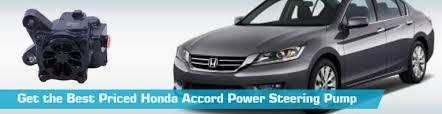 2005 honda accord recalls honda accord power steering steering pumps replacement a1