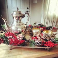 holiday vintage silver tea set www kristinecarr com home decor