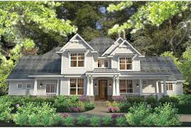 Southern Farmhouse Home Plan Impressive Vintage Country Home Plans