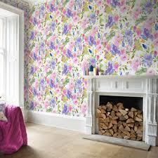 wallpaper wisteria