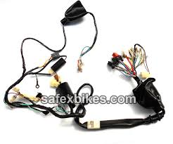 coil cdi wire passion pro 4 pin 2pin wire set wiring repair
