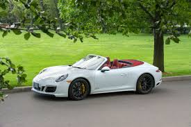 porsche 911 supercar 2017 porsche 911 carrera 4 gts cabriolet review wheels ca