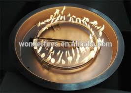 Fire Pit Burner by Outdoor Round Gas Fire Pit Burner For Fire Pit Table Buy Fire
