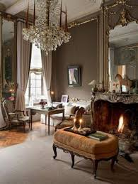 european home interior design image credit architectural digest classic chateau style