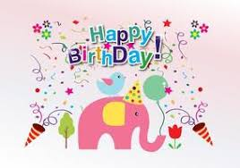happy birthday cards free happy birthday card free vector 19222 free downloads