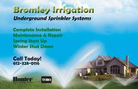sprinkler system minnesota coon rapids ham lake twin cities