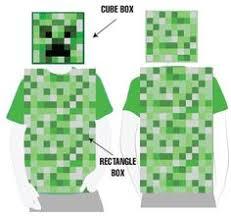 Steve Minecraft Halloween Costume Minecraft Creeper Costume Halloween Creeper Costume