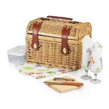 wine baskets free shipping picnic time napa botannica wine n cheese picnic basket free