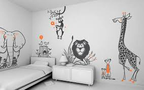 Wall Decor For Kids Room by Minimalist Kids U0027 Wall Décor Ideas From E Glue