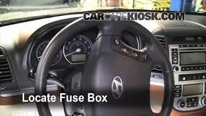 hyundai santa fe fuse diagram interior fuse box location 2007 2012 hyundai santa fe 2009