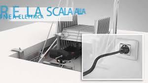 Prezzi Scale Mobirolo by Scala Retrattile Elettrica Youtube