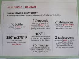 real simple thanksgiving how to keep your holiday cooking sane
