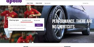 toyota corporate website apollo tyres introduces new corporate website tyre asia