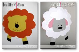 lion and lamb crafts for preschool pictures to pin on pinterest
