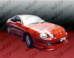 newest toyota celica shop for toyota celica front bumper on bodykits com