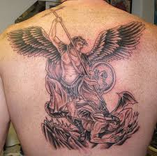 st michael tattoo stencil wallpaper pictures