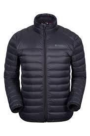 featherweight down mens jacket mountain warehouse gb