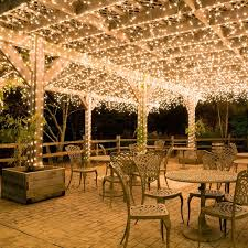 Backyard String Lighting Ideas Best 25 Patio Lighting Ideas On Pinterest String Lights Attractive