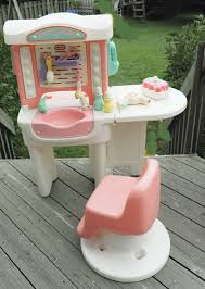 little tikes vanity table items similar to accessories for the vintage little tikes vanity