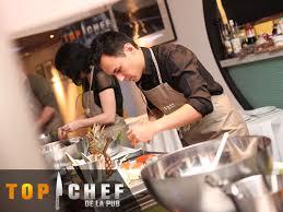 hervé cuisine hervé cuisine en demi finale de top chef de la pub organisé par m6 pub