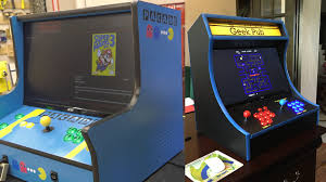 Arcade Room Ideas by Personable Bar Top Arcade Games With Home Ideas Small Room