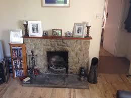 wood burning stove installation little breedy dorset