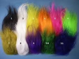 arctic fox tails 4 39 waters west fly fishing outfitters icelandic sheep 3 95 waters west fly fishing outfitters port