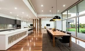 cuisine ouverte ilot design cuisine ouverte sur salon avec ilot central bordeaux 18
