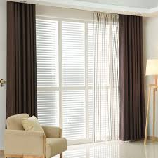 online get cheap solid color kitchen curtains aliexpress com