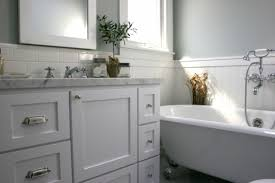 Houzz Black And White Bathroom Images Of Bathrooms With Subway Tile Small Houzz Craftsman About