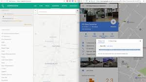 Google Maps Routing by Add Addresses To Intelligent Routing From Google Maps Youtube