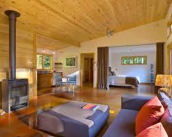 modern cabin design modern cabin modern living room burlington by joan heaton