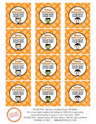 Halloween Stickers Printable by Printable Halloween 2