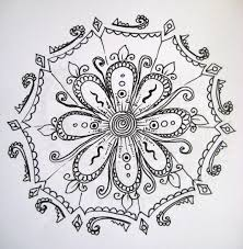 how to draw a simple paisley pattern youtube