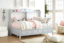 White Daybed With Pop Up Trundle White Daybed Cast Utlet Stre Strage Tddler Daybed With Pop Up