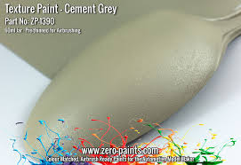 Black Textured Paint - cement grey textured paint 60ml engines interiors etc zp