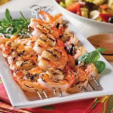 cuisiner des fruits de mer duo de fruits de mer à l indonésienne recettes cuisine et