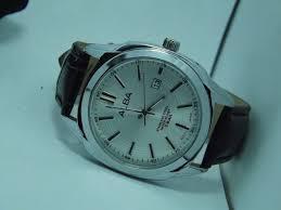 Jam Tangan Alba Pria alba kulit silver fill jam tangan alba tali kulit warna cokelat