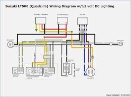 suzuki lt250 wiring diagram brainglue co