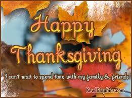 happy thanksgiving spend time with family friends graphic plus