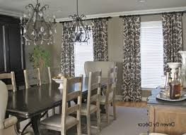 Drapes For Dining Room Modern Dining Room Curtains 25 Best Ideas About Dining Room Drapes