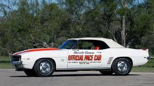 69 camaro pace car 1969 chevrolet camaro pace car edition s41 2015