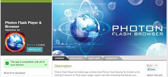 android flash browser photon flash player browser app android showbox