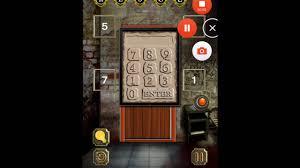 100 Door Escape Scary Home Walkthroughs   100 door escape scary house level 6 youtube