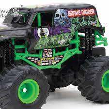 monster jam grave digger rc truck truck toy remote control monster jam grave digger play vehicle