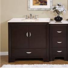 54 Bathroom Vanity Double Sink Bathrooms Design Extraordinary Inch Bathroom Vanity Single Sink