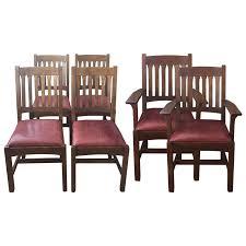 viyet designer furniture seating stickley cottage dining