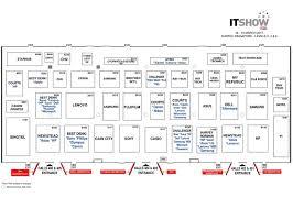 Sony Centre Floor Plan Floor Plans U2014 It Show 2018